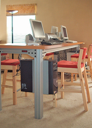 How To Build Workstations With 80 20